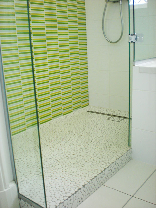 Carrelage de douche a l italienne maison design for Photos de douche a l italienne