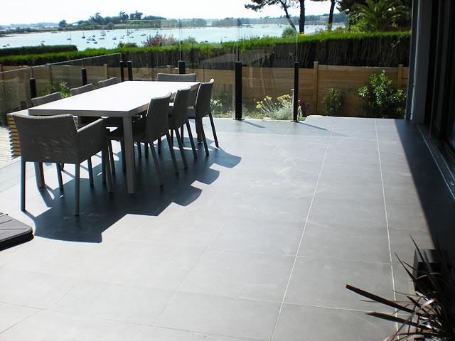 Carrelage sol et parquets coll s terrasses balcons for Carrelage de terrasse exterieure