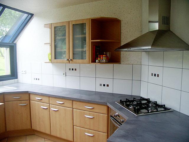 Cr dence de cuisine et pose de fa ence toutes les id es - Comment poser une credence de cuisine ...